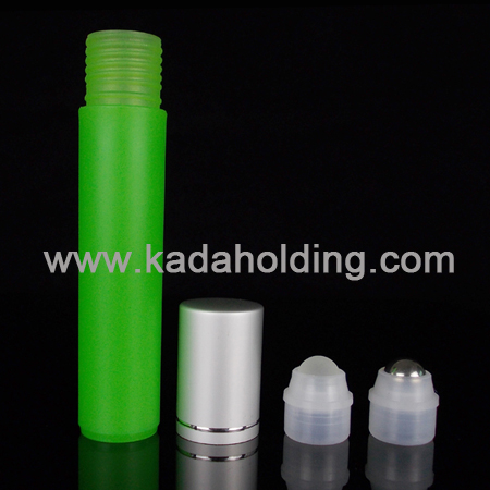 12ml plastic roll-on bottle for cosmetics