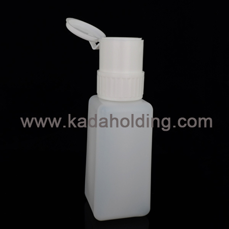 250ml makeup/cosmetic remover bottle