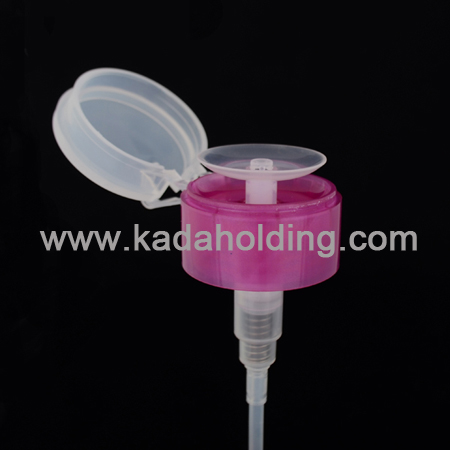 33mm makeup remover container pump